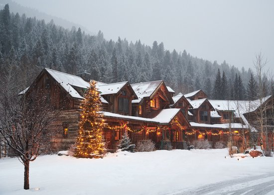 The Holiday at an Evergreen Residence