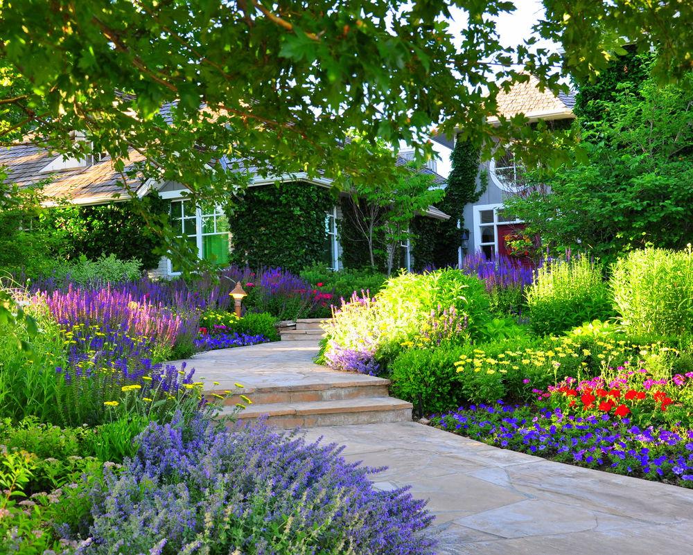 Denver Garden Landscape & Design | Designscapes Colorado on Landscape Garden Designs For Small Gardens id=80972