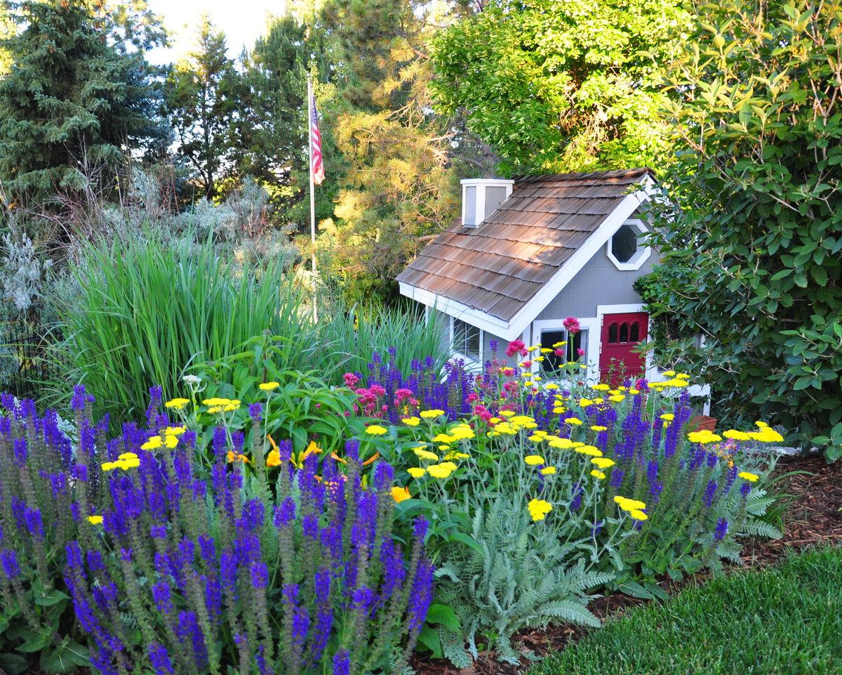 Backyard Landscaping Ideas For Colorado : Residential landscape design construction portfolio
