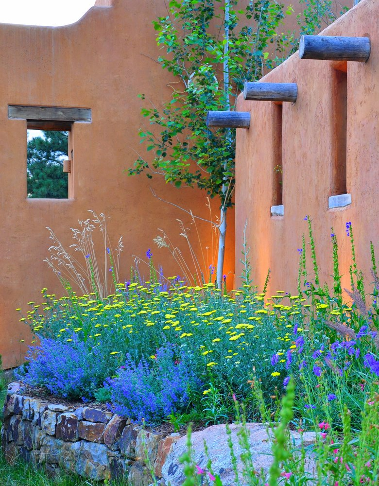 Xeriscape for colorado designscapes colorado for Xeriscape garden designs