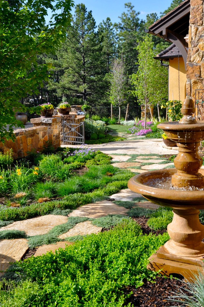 Xeriscape For Colorado Designscapes Colorado