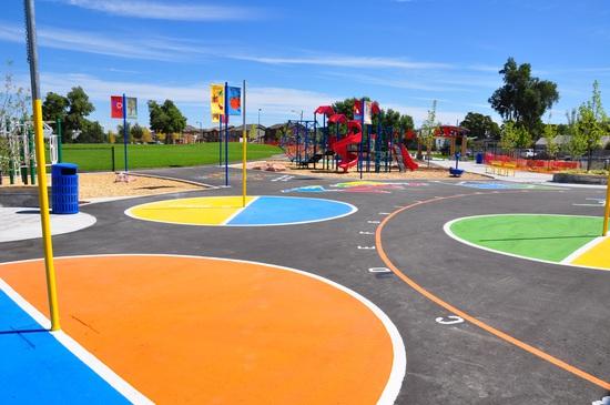 Landscape design portfolios designscapes colorado for School landscape design