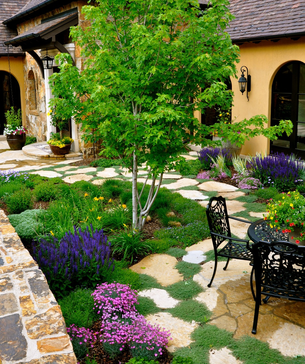 Landscape Design Outdoor Construction Residential: Residential Landscape Design & Construction Portfolio
