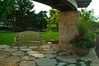 A Colorado landscape design enriched by this landscape structure Structures & Stonework 15